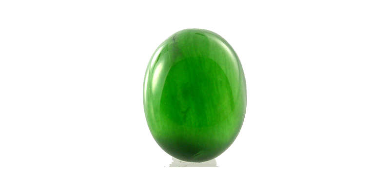 Piedra de Jade Verde Imperial